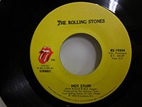 <b>Rolling Stones / Hot Stuff - Fool to Cry</b>