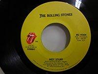 <b>Rolling Stones / Hot Stuff - Fool to Cry</b>