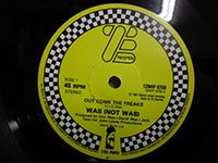 <b>Was not Was / Out Come the Freaks - dub</b>