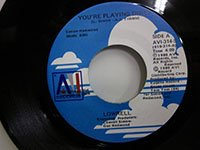 <b>Lowrell / You're Playing Dirty - Out of Breath</b>