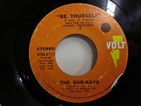 Bar-Kays / Cold Blooded - Be Yourself