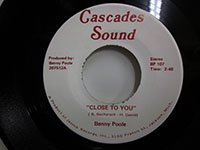 <b>Eddie Russ / Natasha - Benny Poole / Close to You</b>