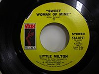 <b>Little Milton / Tin Pan Alley - Sweet Woman of Mine</b>