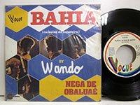 <b>Wando / Bahia - Nega de obaluae</b>