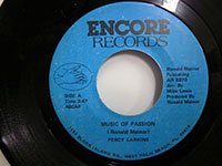 <b>Percy Larkins / Music of Passion - Strangers into Lovers</b>