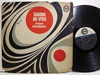 <b>Conjunto Balambossa / Samba Ao Vivo Cd012</b>