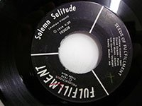 <b>Seeds of Fulfillment / Solemn Solitude - Love Me By Name</b>
