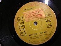 <b>Katunga / Veo Veo Que Ves - Senora Lola</b>