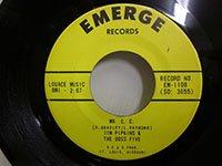 <b>Jim Pipkins & the Boss Five / Mr CC - Im Just A Lonely Guy</b>