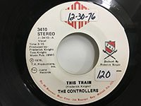 <b>Controllers / This Train - You ain't Foolin</b>