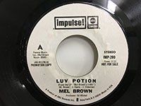 Mel Brown / Luv Potion - Cheap at Half the Price