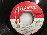 Gwen McRae / Funky Sensation - mono