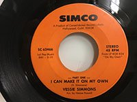 Vessie Simmons / I Can Make It On My Own -part2