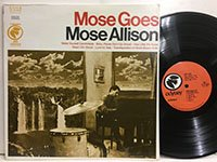 Mose Allison / Mose Goes 32160294