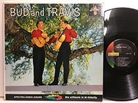 Bud Dashiell - Travis Edmonson / Bud and Travis lrp3125