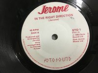 Jerome / in the Right Direction