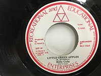 Billy Cole / Little Green Apples - Mystic Mood