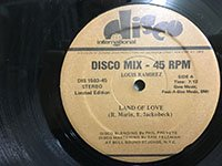 Louie Ramirez / Land of Love
