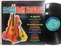 Limeliters , Jimmie Driftwood …/ VA all-star all-time Folk Festival