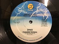 Paradise Express / Dance - Poinciana