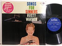 Rusty Warren / Songs for Sinners Jgm2024