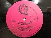 Ramona Brooks / I don't Want You Back - inst
