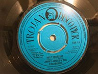 Jimmy James / Help Yourself - Why