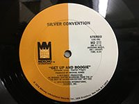Silver Convention / Get Up and Boogie - Fly Robin Fly