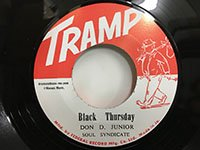 Don D Junior (vin Gordon) - Earl Bros / Black Thursday - Beautiful Brown Eyes