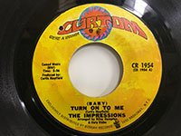Impressions / Turn on to Me - Soulful Love