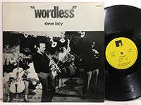 Steve Lacy / Wordless Ger22