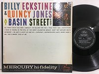 Billy Eckstine & Quincy Jones / at Basin Street East mg20674
