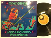 Jean  Luc Ponty / Open Strings 15 082