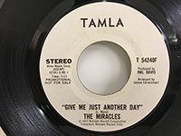 Miracles / Give Me Just Another Day - mono
