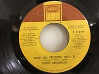 Eddie Kendricks / Keep on Truckin - pt2