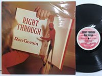 Ron Geesin / Right Through