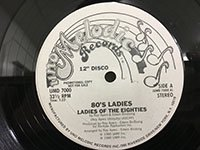 80's Ladies / Ladies of the Eighties - Inst