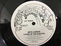 80's Ladies / Ladies of the Eighties - Inst