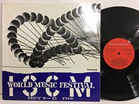VA / ISCM World Music Festival sept9-15 1966