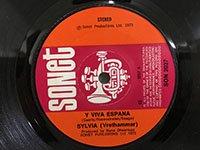 Sylvia Vrethammar / Y Viva Espana - inst