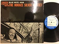 Horace Silver / Finger Poppin with Blp4008