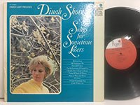 Dinah Shore / Songs for Sometime Losers pr5018sd