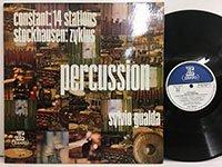 Sylvio Gualda / Percussion stu70603