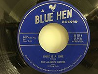 Allison Sisters / There is a Time - Strong Chords of Love