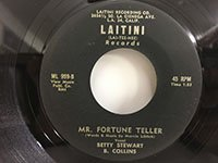 Betty Stewart / That's My Baby - Mr. Fortune Teller