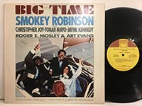 Smokey Robinson / Big Time