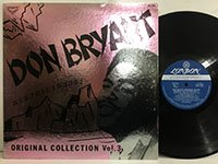 Don Bryant / Original Collection vol3