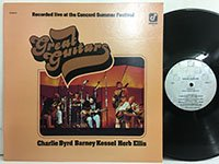 Charlie Byrd Barney Kessel / Great Guitars cj4