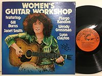 Gil Burns Janet Smith …VA/ Womans Guitar Workshop km139