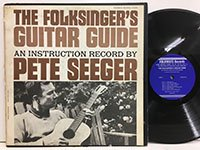 Pete Seeger / Folksingers Guitar Guide fl8354